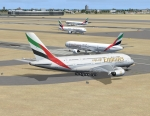 Four Emirates in one picture