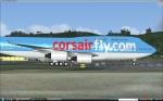 Boeing 747-422 Corsairfly