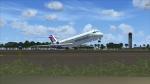 B717-200 Takeoff from Honolulu