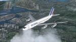 Boeing 707 inflight PHNL to PHOG