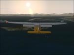 Cessna Over Sitka