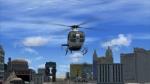 EC-135 Las Vegas Strip