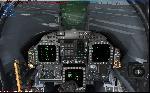 F-18 on Flight Deck