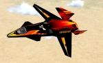 FSX Hornet Talon Showbird