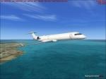 CRJ700 in FSX Demo