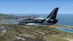 Lotus Sim L-39 over PHNL Honolulu