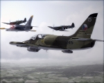 L-39ZA, C & Spitfires