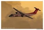 LAM Bombardier Q400