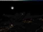 Moon Over Beechcraft