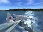 Sea Plane Taking Off
