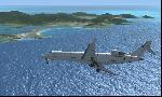 Short final approach TNCM