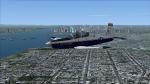 Texan II Manhattan Flyby