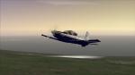 Texan II Dusk Over Niihau