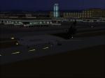 UPS at Night
