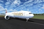 FSX Emirates Boeing 777-300ER Preview Video