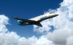 Luxair Embraer