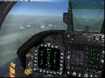 Learjet in HUD