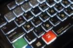 FSX Keyboard Backlit Flying Keyboard from Editors Keys