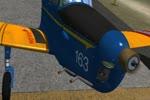 Flysimware's Fairchild PT-26 Cornell for FSX/P3D