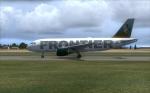 Frontier IAH Departure