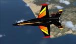 FSX Hornets Team Texture