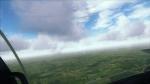 Cockpit shot, F-35 Over Southern England w/ORBX & REX2