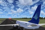 FSX Garuda Indonesia Boeing 737-800 Preview Video