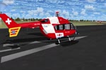 FSX Eurocopter EC145 REGA Preview Video