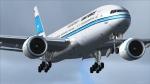 Kuwaiti B772 OKBK-EGLL