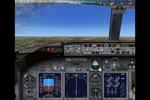 Ryanair 737 Landing FSX