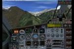 Landing to Lukla