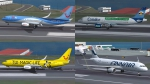 Madeira Airport - collage