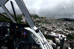 [High Realism!] Swiss MD-11 Crosswind Landing Kai Tak