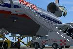 American MD11 PAX Stairs