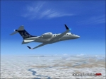 LearJet over Sioux City