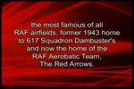 Team SDB RAF Scampton Scenery