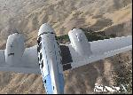 FSX Twin Prop Over Desert