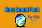 Sonic Solutions Huey Sound Pack for FSX Demo