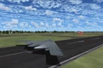 FSX Stealth B2 Spirit full package 3.0 Preview Video