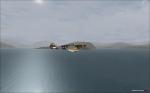 542P-40 Warhawk over Tasmania