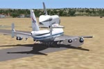 AIR TRANSPORT SPACECRAFT