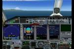 UA POU short landing