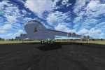 USAF Boeing B-52 for FSX Preview Video