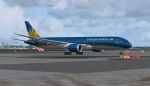 First Vietnam Airlines Dreamliner