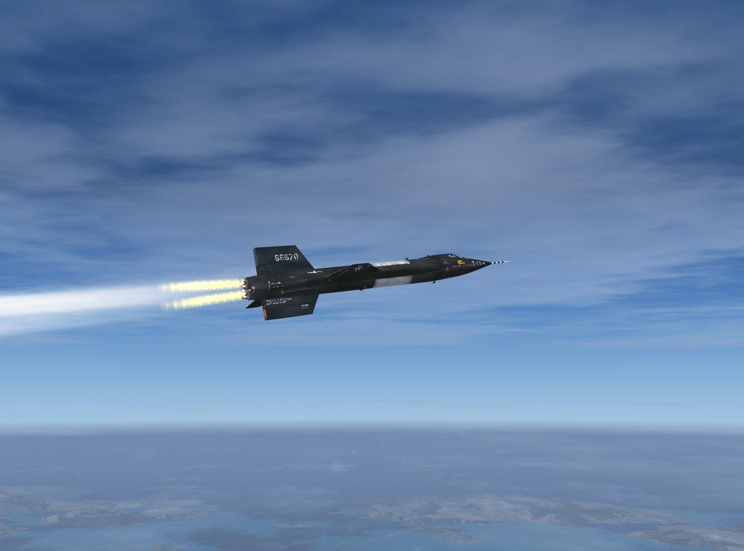 15 Aircraft Rel... X 15 Cockpit