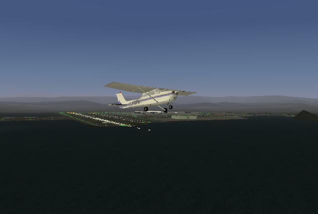 flightgear how to start cessna 172