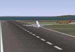 Dramatic takeoff