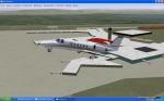 Taking off from San Juan