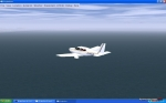 Beechcraft in FlightGear