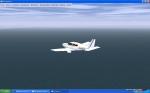 Beechcraft in FlightGear